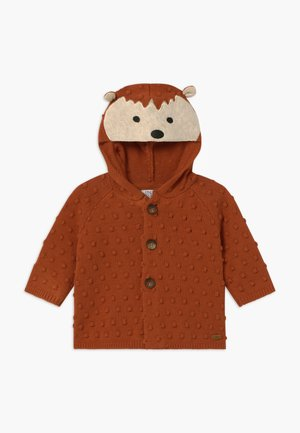 COOKIE BABY - Strikjakke /Cardigans - rusty