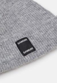 Samsøe Samsøe - BERNICE HAT - Beanie - grey melange - 2