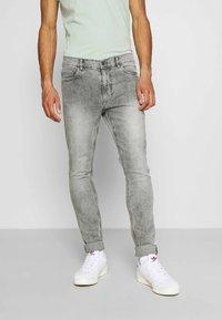 Burton Menswear London - Slim fit jeans - grey - 0