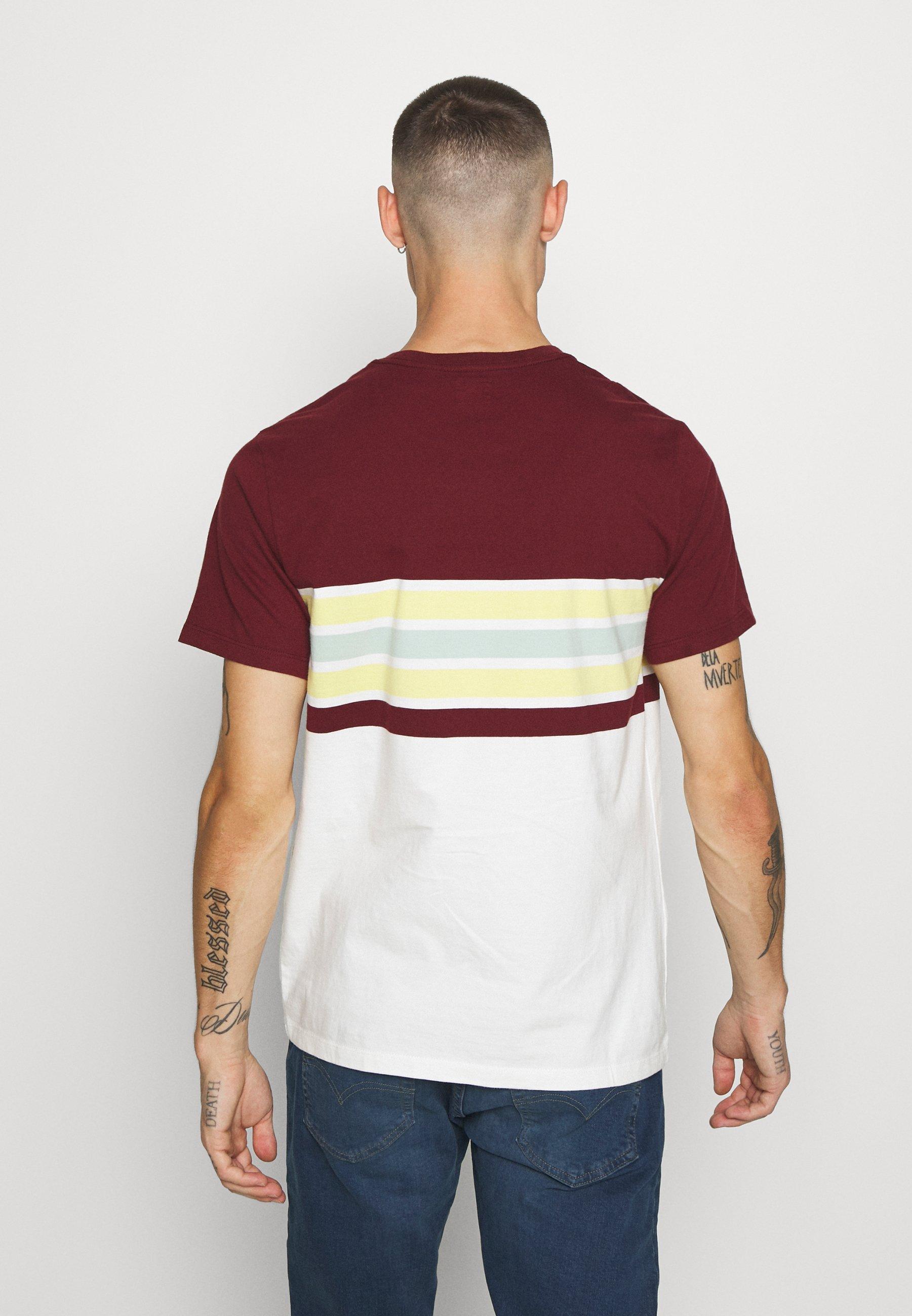 Levi's® ORIGINAL TEE - Basic T-shirt - bordeaux QXelX