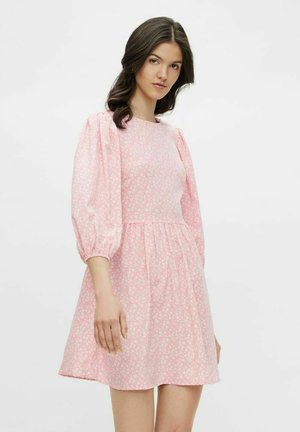Day dress - candy pink