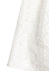 IKKS - Robe chemise - blanc cassé - 2