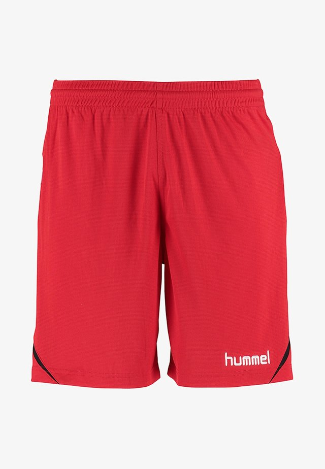 AUTH. CHARGE - Sports shorts - true red