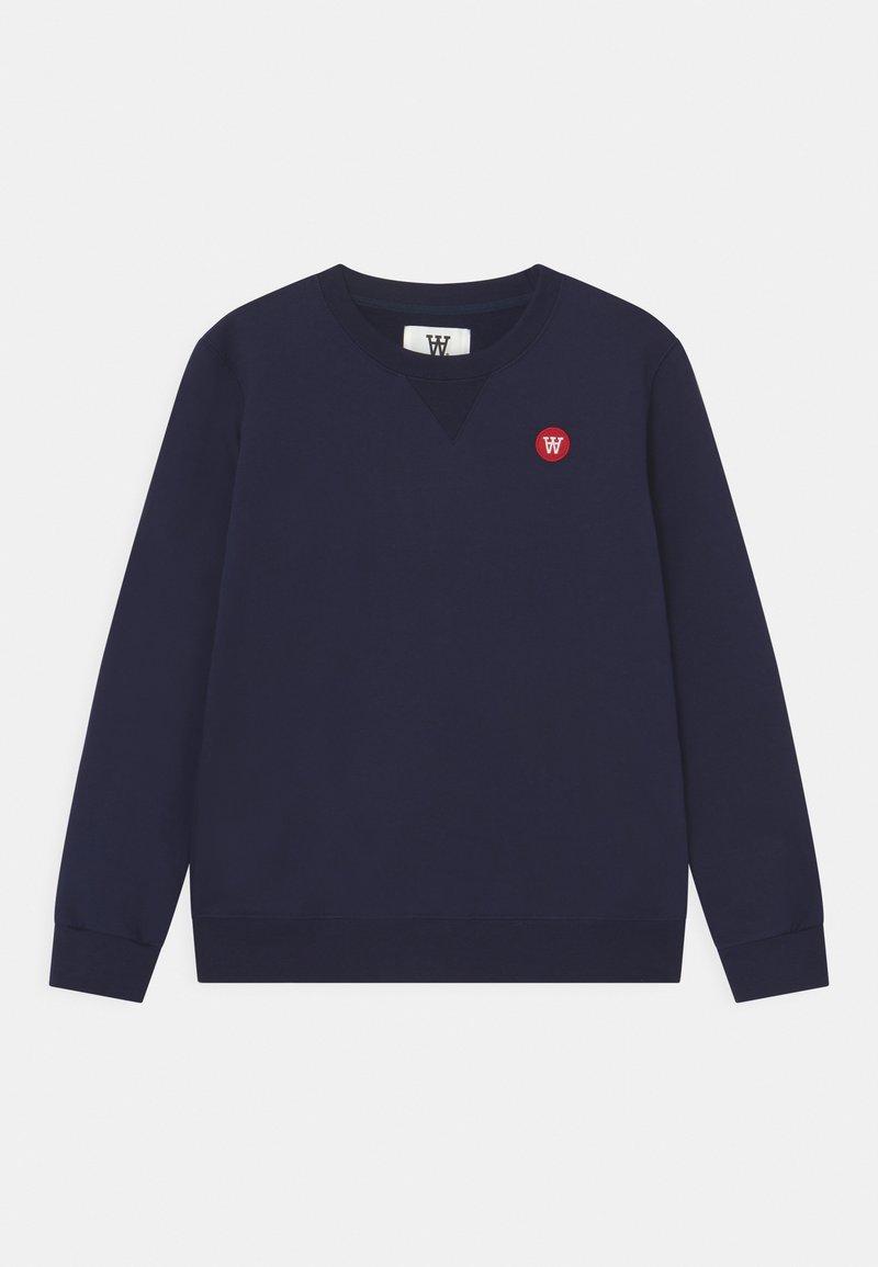 Wood Wood - ROD UNISEX - Sweatshirt - navy