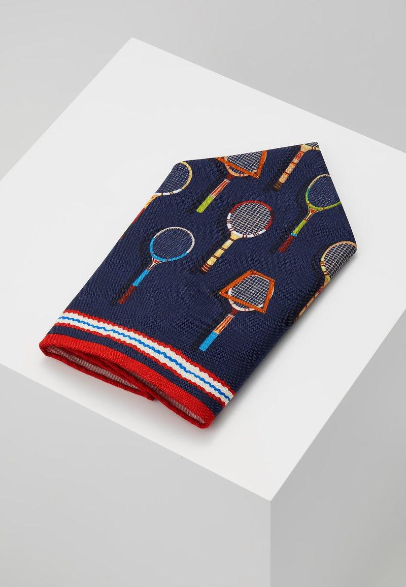 Eton - Pocket square - dark blue/multicolor