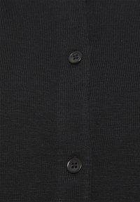 Marc O'Polo - CARDIGAN LONGSLEEVE ASHAPE WITH STRUCTURE DETAILS AND BUTTON - Cardigan - dark atlantic - 2