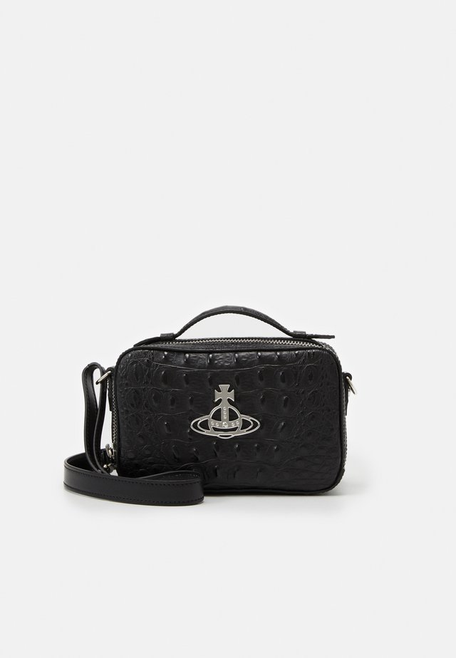 JOHANNA CAMERA BAG - Kabelka - black