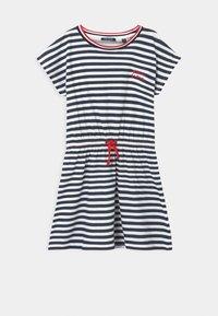 Blue Seven - GIRL DRESS 2 PACK - Žerzejové šaty - dunkelblau - 2