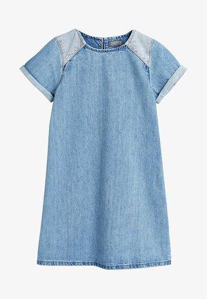 Vestito di jeans - blue