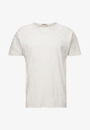 ROGER - T-shirt - bas - offwhite