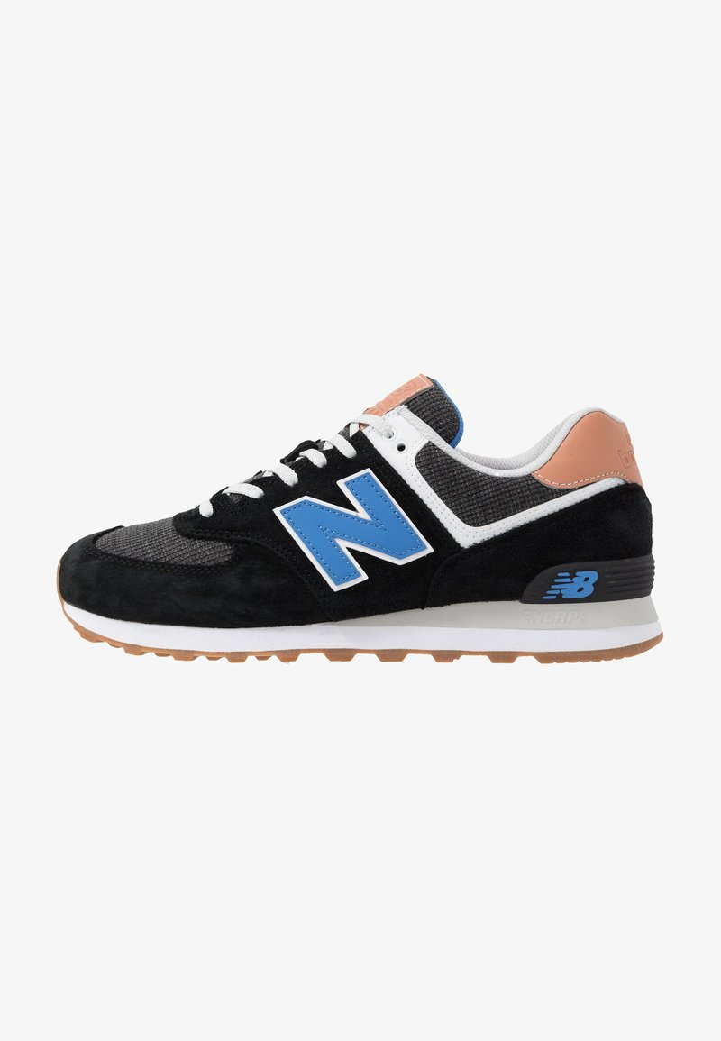 New Balance - Baskets basses - black