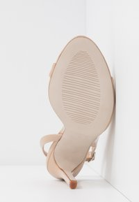 BEBO - BRISA - High heeled sandals - nude - 6