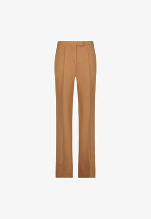 CHANTALLE TWILL VIS 345 - Trousers - noisette