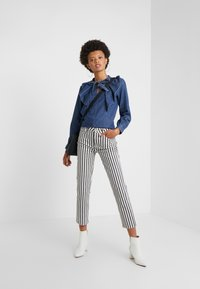 Paige - HOXTON - Jeans Skinny Fit - cove - 1