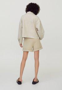 PULL&BEAR - Light jacket - beige - 2