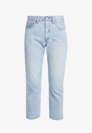 501® CROP - Jeans straight leg - montgomery baked