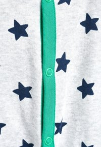 Next - STRIPE AND STAR SLEEPSUITS FIVE PACK (0MTHS-2YRS) - Pyžamo - green - 6