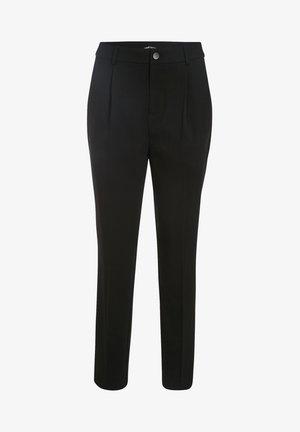 MIT ABNÄHER - Pantalones - noir