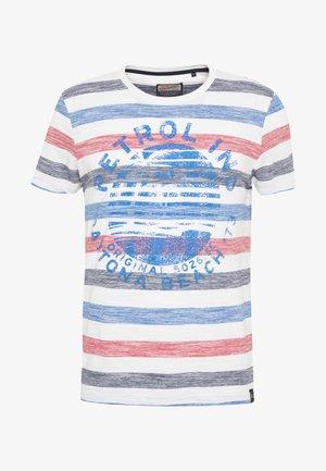 Print T-shirt - sea scape