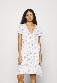 mbyM - JANNE - Sukienka letnia - white - 0