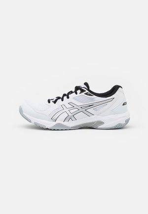 GEL ROCKET 10 - Volleybalschoenen - white/pure silver