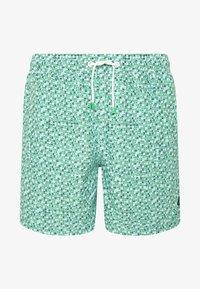 Hackett London - H PRINT SW - Swimming shorts - green - 4