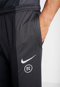 Nike Performance - FC PANT  - Tracksuit bottoms - black/anthracite/white - 3