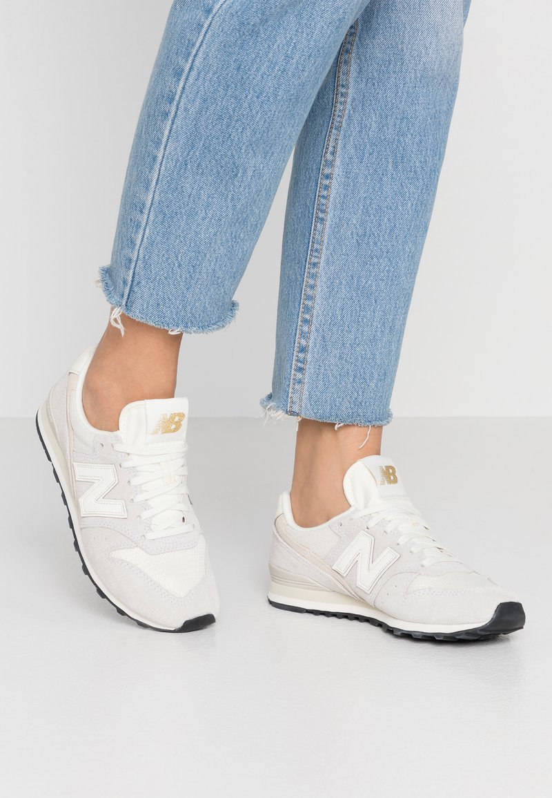New Balance - WL996 - Matalavartiset tennarit - white