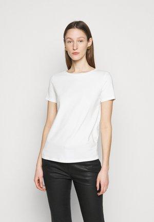 Basic T-shirt - weiss