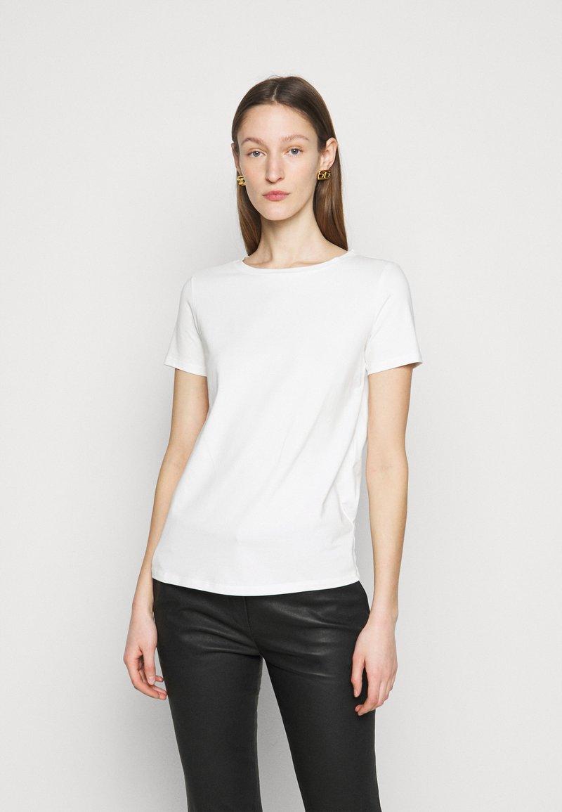 WEEKEND MaxMara - Basic T-shirt - weiss