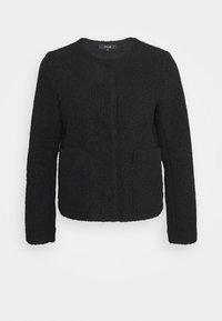 Opus - HELONA - Summer jacket - black - 0