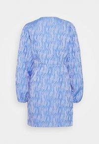 Envii - DRESS  - Hverdagskjoler - blue yonder - 1