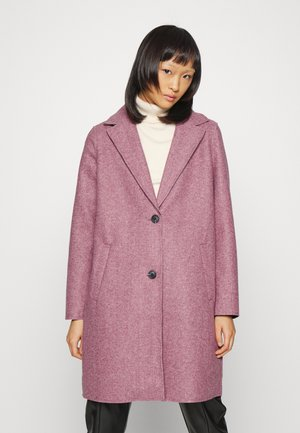 VMPAULA JACKET - Classic coat - rose brown