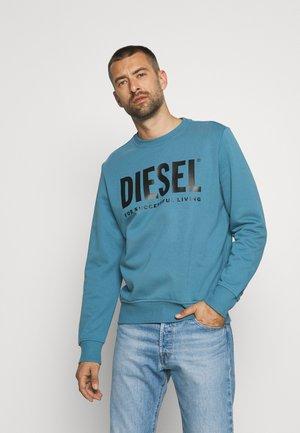 GIRK UNISEX - Sweatshirt - blue