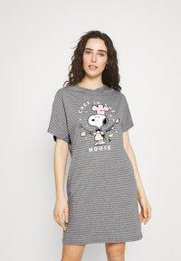 Women Secret - Camicia da notte - grey - 0