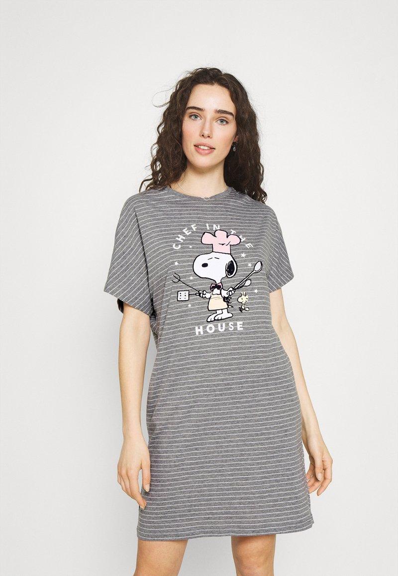 Women Secret - Camicia da notte - grey