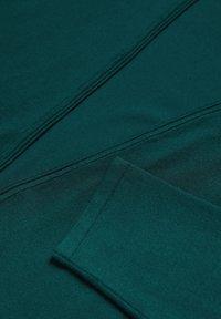 s.Oliver BLACK LABEL - Cardigan - dark green - 4