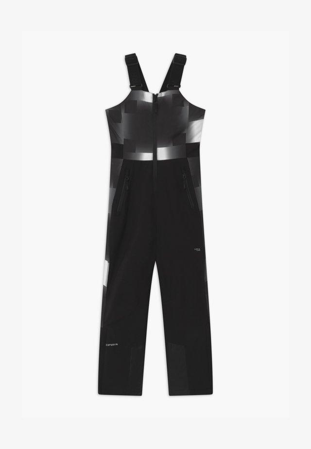 LENOX - Pantalón de nieve - black