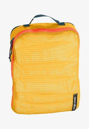 Wash bag - sahara yellow