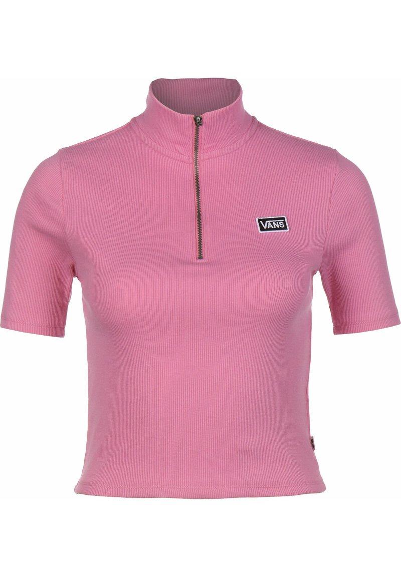 Vans - STUDIO  - Print T-shirt - fuchsia pink