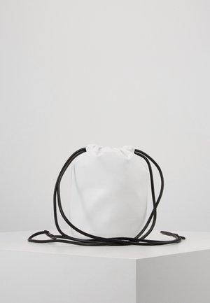 BORSA TRACOLLA - Bandolera - white