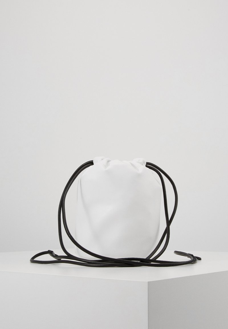 MM6 Maison Margiela - BORSA TRACOLLA - Across body bag - white