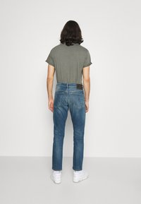 G-Star - 3301 STRAIGHT TAPERED - Straight leg jeans - faded spruce blue - 2