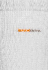 camano - 8 PACK - Sports socks - white