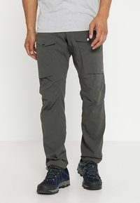 Haglöfs - MID FJORD PANT MEN - Outdoor trousers - beluga - 0