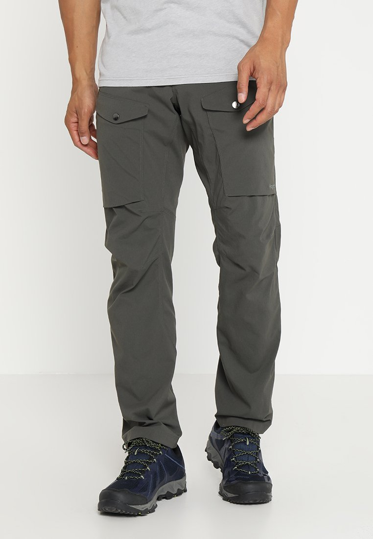 Haglöfs - MID FJORD PANT MEN - Outdoor trousers - beluga