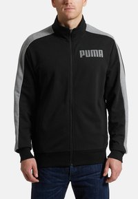 Puma - Training jacket - cotton black - 0