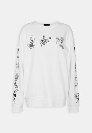 CLASSIC CARTOON  - Sweater - white