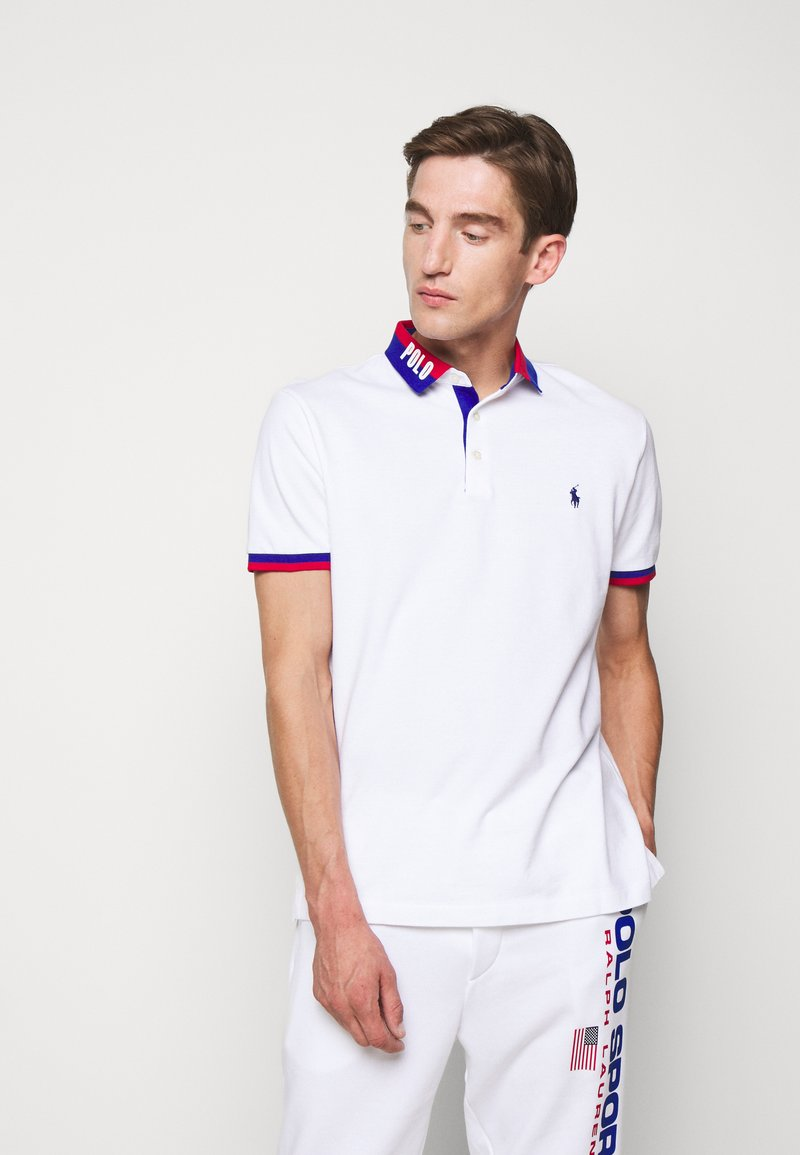 Polo Ralph Lauren - BASIC - Poloshirt - white