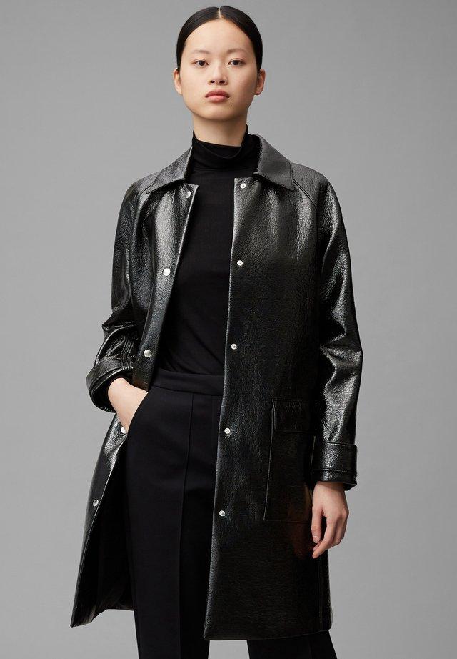 Płaszcz puchowy - pure black